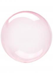 Palloncino bolla rosa