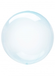 Palloncino bolla celeste