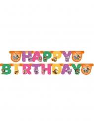 Banner con lettere in cartone 44 Gatti™