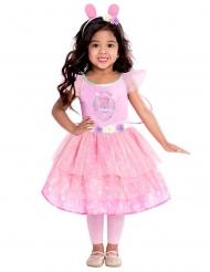 Costume da principessa Peppa Pig™ per bambina