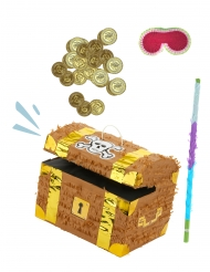 Kit pignatta caccia al tesoro pirata