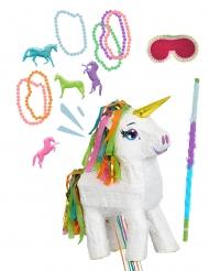 Kit pignatta a tema unicorno