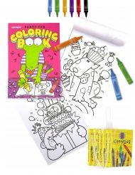 Kit per colorare per bambini