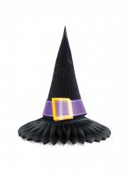 Centrotavola di carta cappello da strega