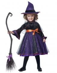 Costume streghetta abracadabra bambina
