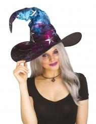 Cappello cosmico da strega adulto