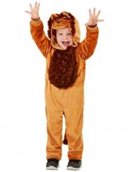 Costume da lione per neonato
