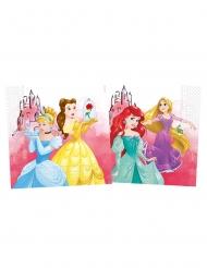 20 tovaglioli compostabili Principesse Disney™