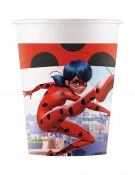 8 bicchieri compostabili Ladybug™