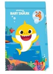 4 sacchetti di carta FSC® Baby Shark™