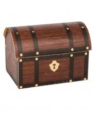 8 scatole in cartone tesoro pirata