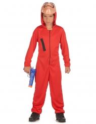 Costume da artista rapinatore per bambino