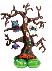 Palloncino gigante AirLoonz™ albero Halloween