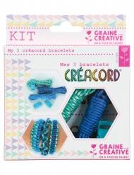 Kit Créacord® bracciali Oceano