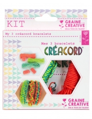 Kit Créacord® bracciali Tropical