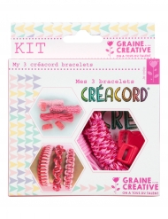 Kit Créacord® bracciali Amore