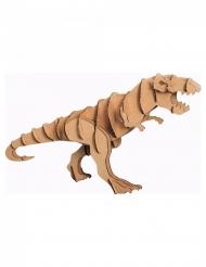 Modellino tirannosauro in cartone