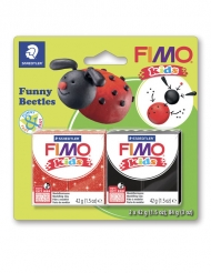 Kit pasta FIMO® coccinella