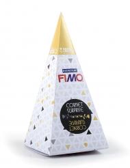 Cono sorpresa giallo FIMO™ medusa