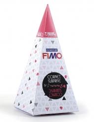 Cono sorpresa rosa FIMO™ sirena