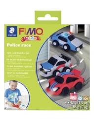 Kit pasta FIMO® polizia