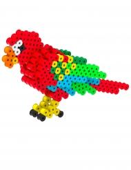 Kit perline da stirare pappagallo 3D