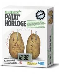 kit scientifico orologio a patate