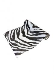Runner da tavola TNT stampa zebra