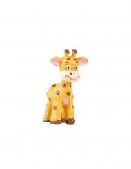 Statuina in resina giraffa