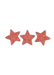 15 stelle brillanti oro rosa