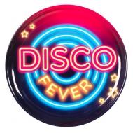 Decorazione per parete in plastica Disco Fever