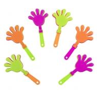 6 mini mani clip clap