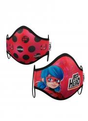 2 maschere di protezione bambino Ladybug™