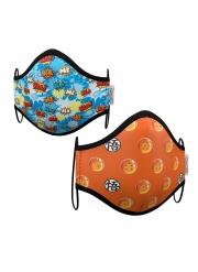 2 maschere di protezione bambino Dragon Ball™