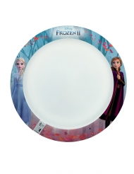 8 piatti compostabili Frozen 2™ 24 cm