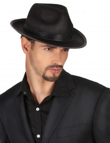 Cappello stile borsalino per adulti-1