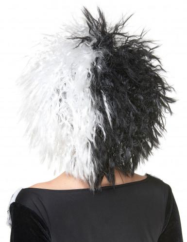 Parrucca di Crudelia da donna-1
