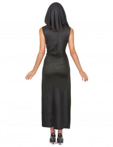 Costume sexy da suora donna-2