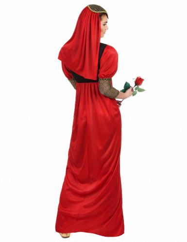 Costume stile medioevo da donna-2