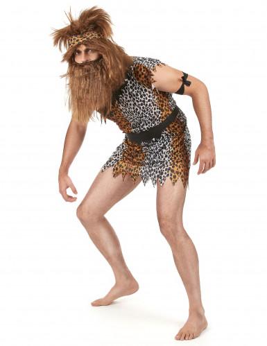 Costume da cavernicolo per adulti-1
