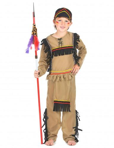 Costume indiano per bambino