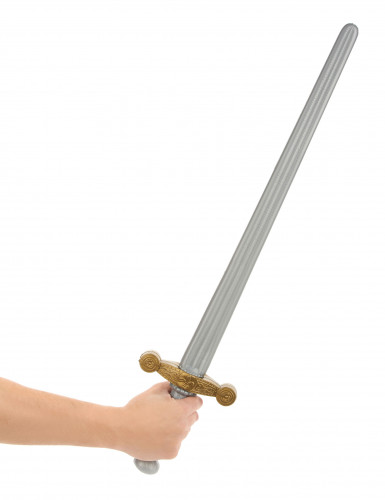 Spada e fodero da cavaliere medievale.-1