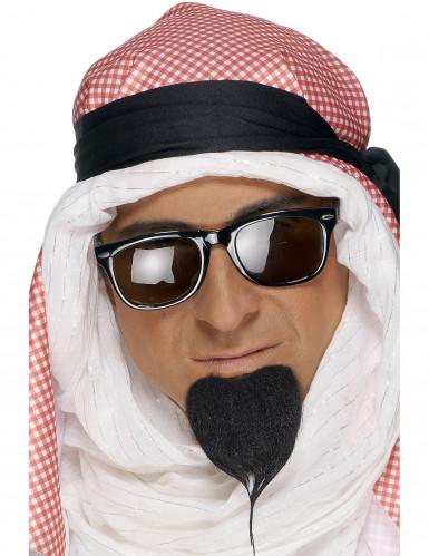 Barbetta nera da Principe Arabo