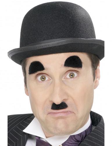 Kit per travestimento Charlie Chaplin da adulto