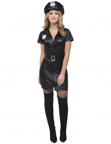 Costume sexy da poliziotta per donna