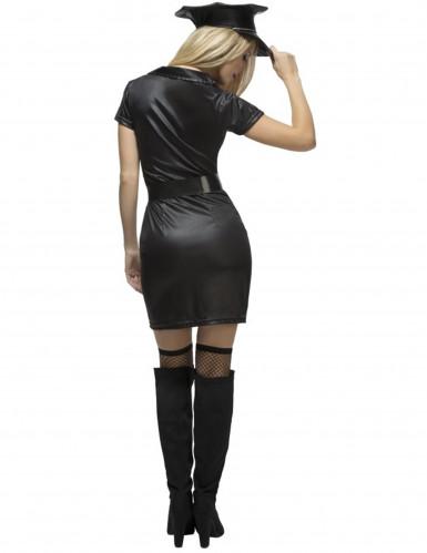 Costume sexy da poliziotta per donna-2