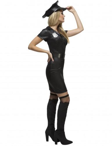 Costume sexy da poliziotta per donna-1