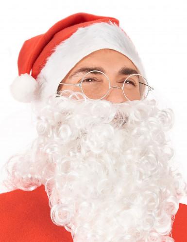 Occhiali modello Babbo Natale per adulti-1