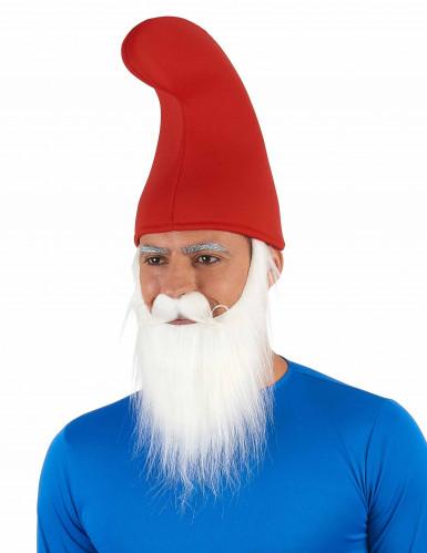Cappello rosso da elfo Natale-1
