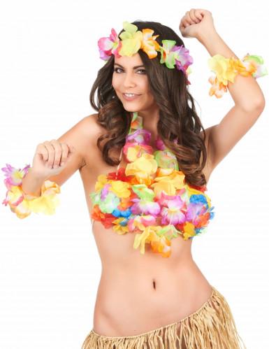 Set accessori hawaiano